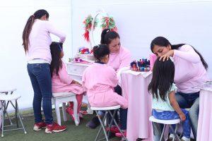 Maquillaje para niñas en Lima