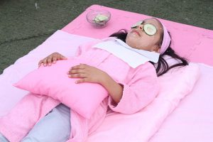 Mini Spa para fiestas infantiles