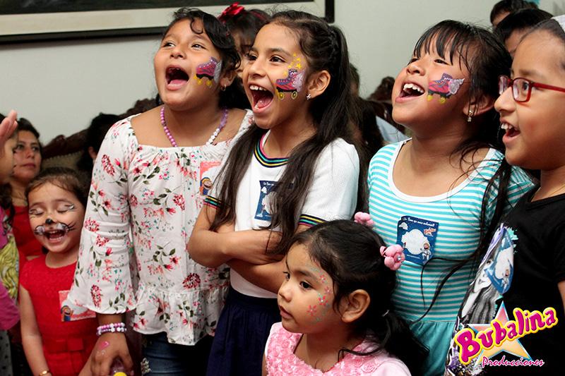 Show infantil para niñas