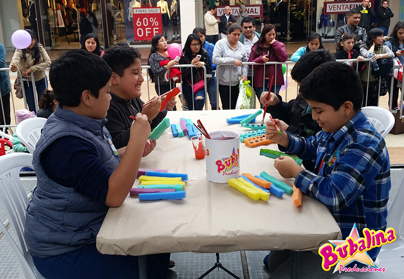 manualidades y arte para niños