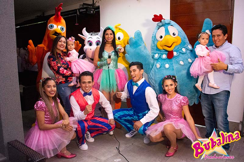 productora de shows y eventos infantiles