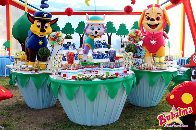 decoracion para celebraciones de niños