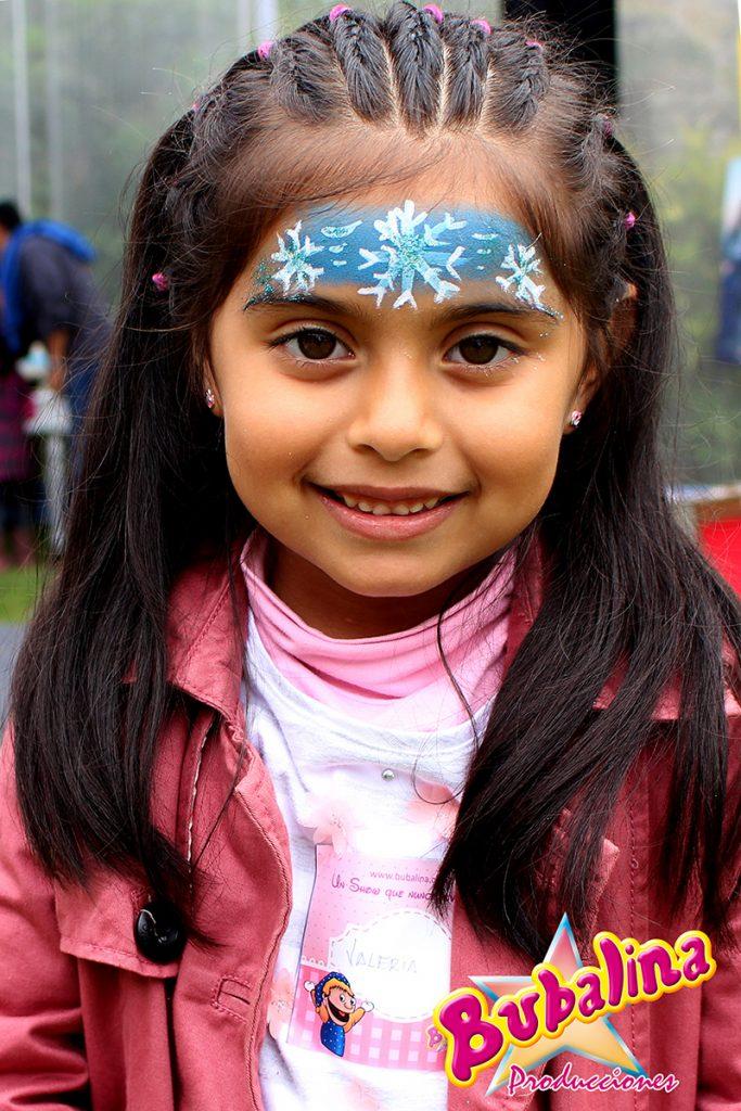 caritas pintadas para fiestas infantiles