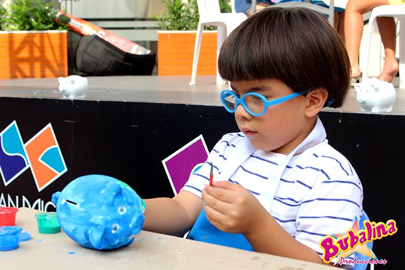 talleres de arte y manualidades para niños
