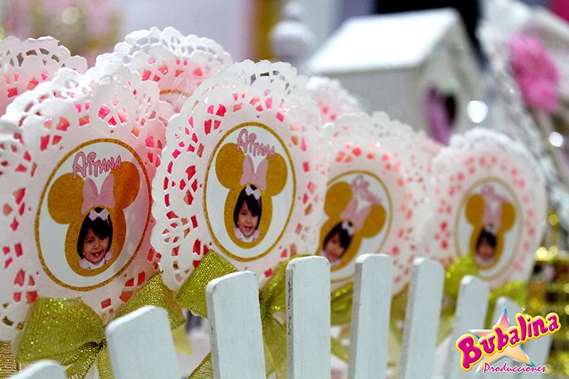 catering de minnie para fiestas infantiles