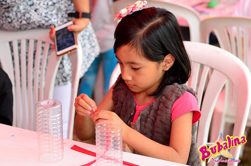 Servicio de talleres infantiles para eventos