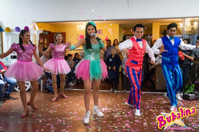 shows para eventos infantiles