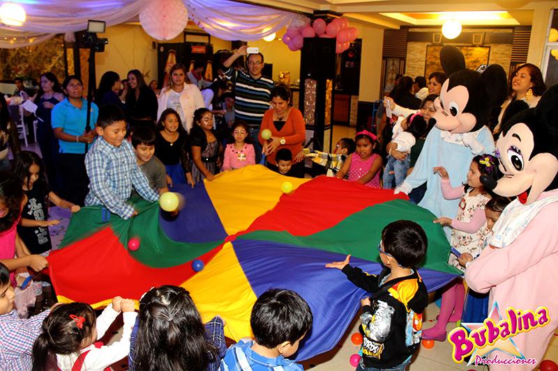 Juegos infantiles para fiestas de cumpleaños