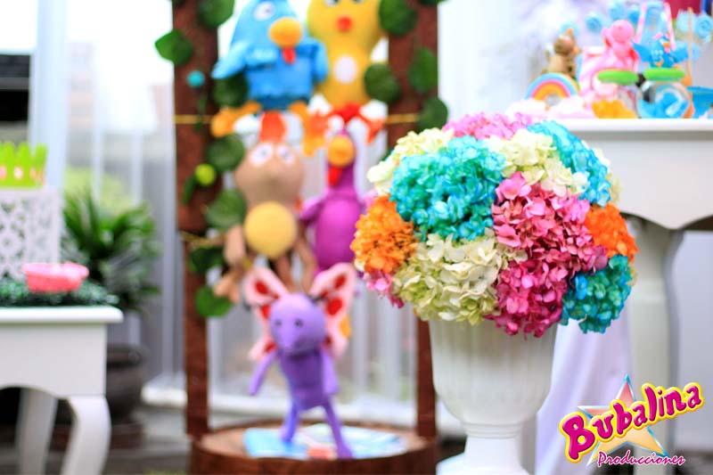 decoracion para fiestas infantiles de niñas