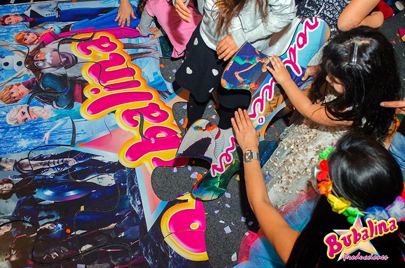 Shows infantiles para eventos de cumpleaños