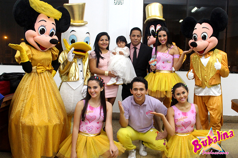 Shows infantiles para eventos