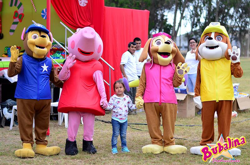 shows infantiles con muñecos infantiles