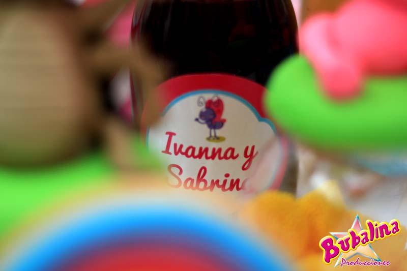 decoraciones personalizadas para fiestas infantiles