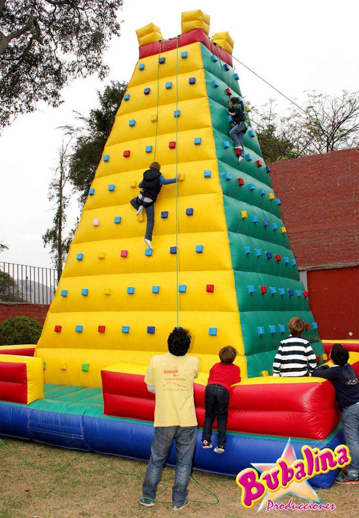 juegos inflables para fiestas infantiles
