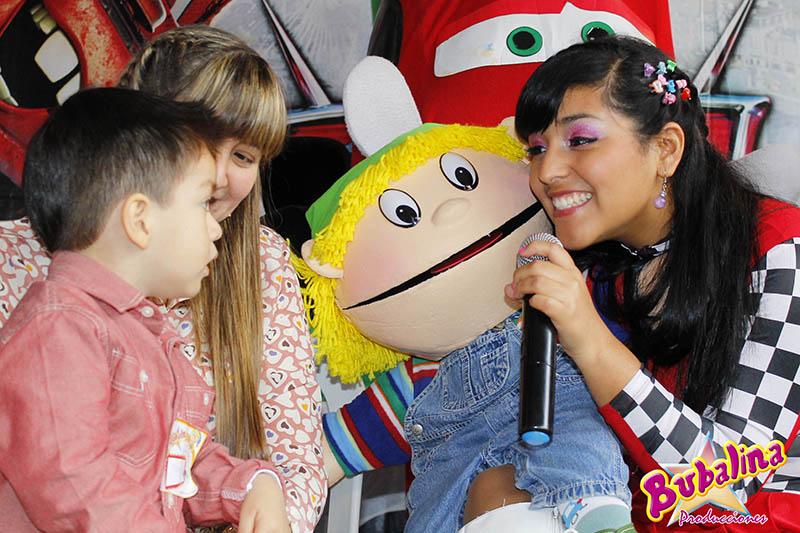 organizadora de eventos infantiles