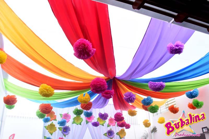 toldos decorativos para fiestas infantiles