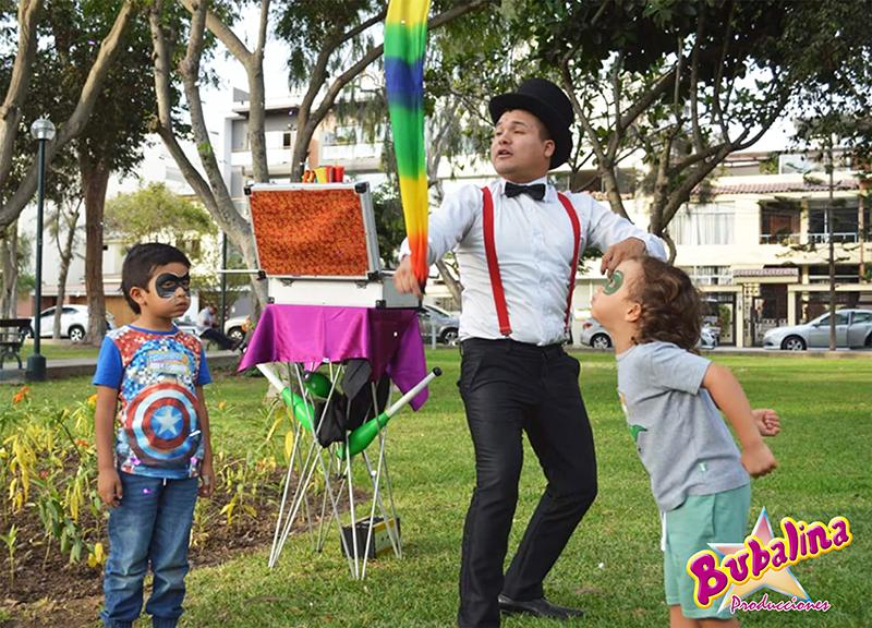 servicio de shows de magia para niños