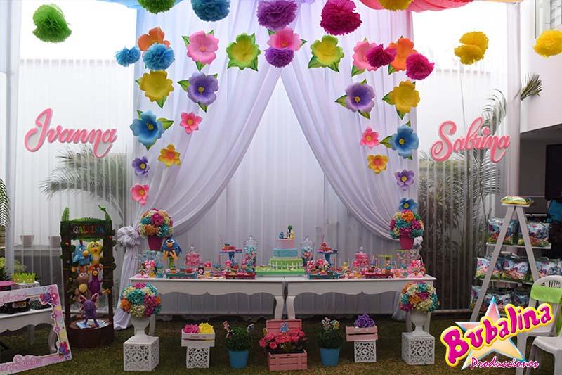 decoracion para fiestas infantiles de cumpleaños