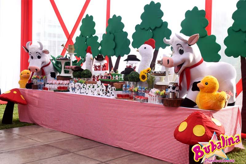 Decoraciones para fiestas infantiles