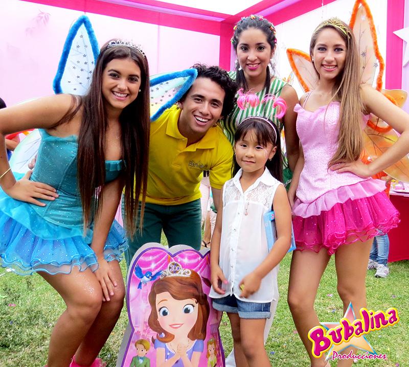 shows infantiles para cumpleaños