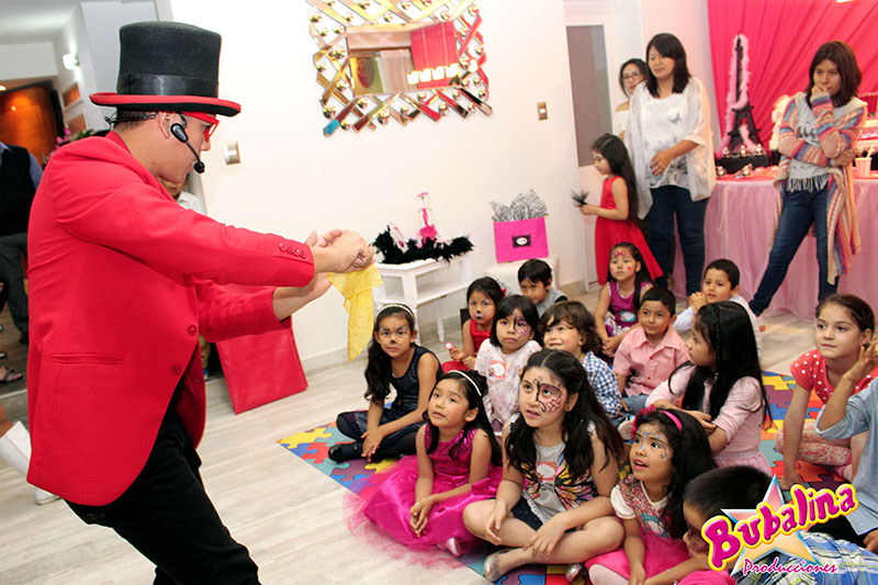 shows de magia para shows infantiles