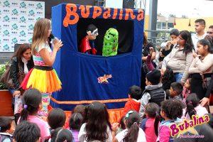 show de titeres para niños