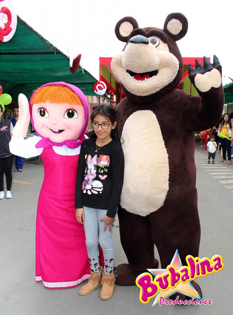 shows infantiles para niños