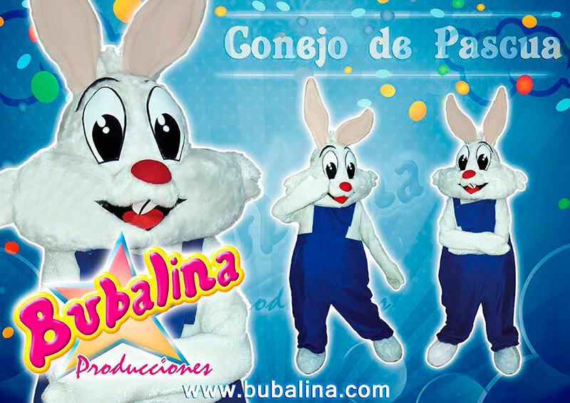 Show del conejo de pascua para niños y fiesta infantil