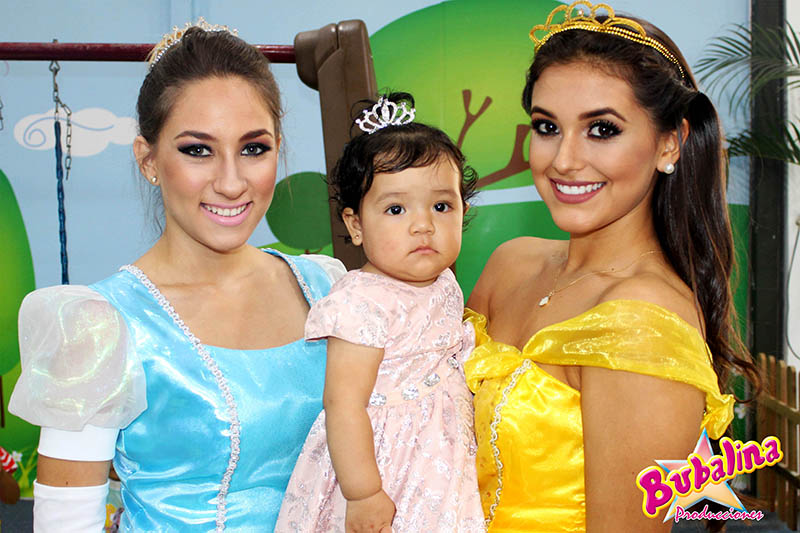 shows infantiles de princesas disney para fiestas infantiles