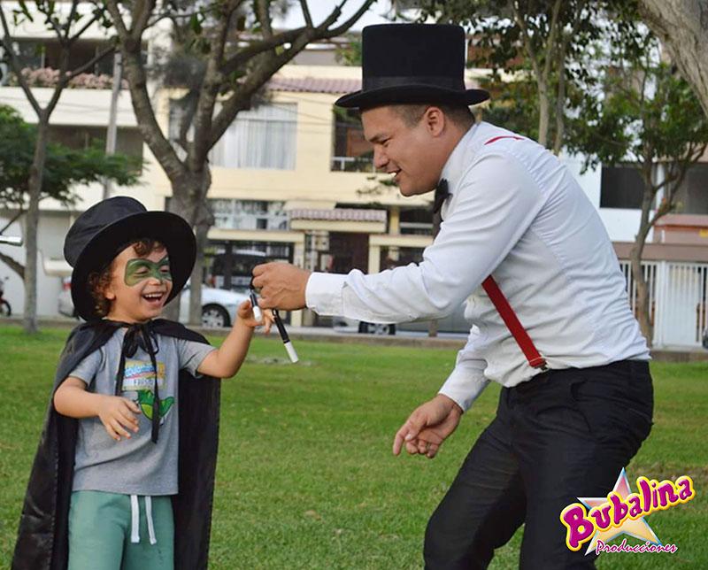 shows de magia para niños