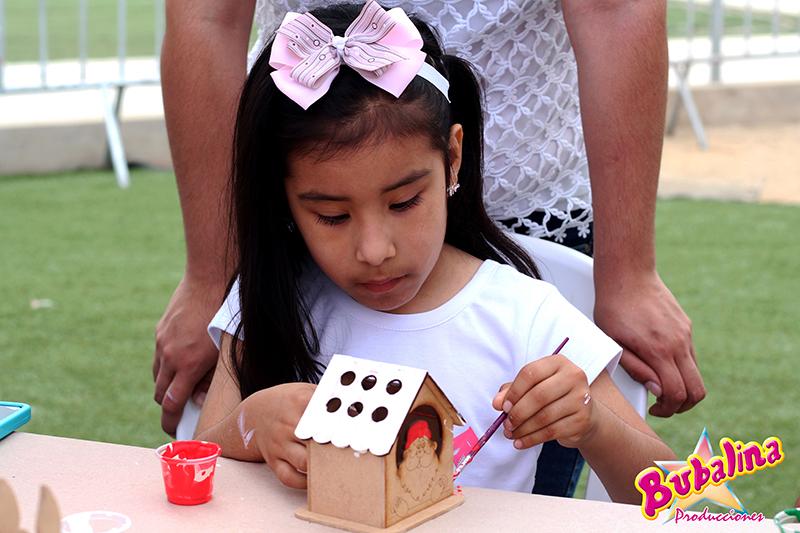 Talleres de arte para niñas