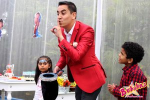 shows de magia para fiestas infantiles