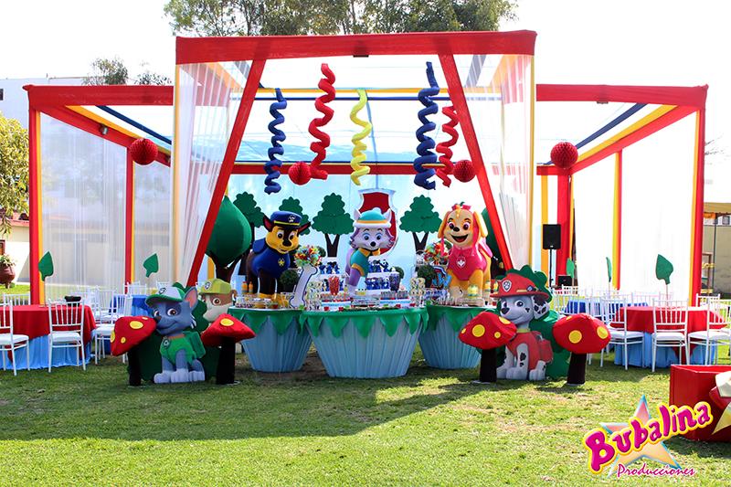 Decoraciones infantiles para cumpleaños