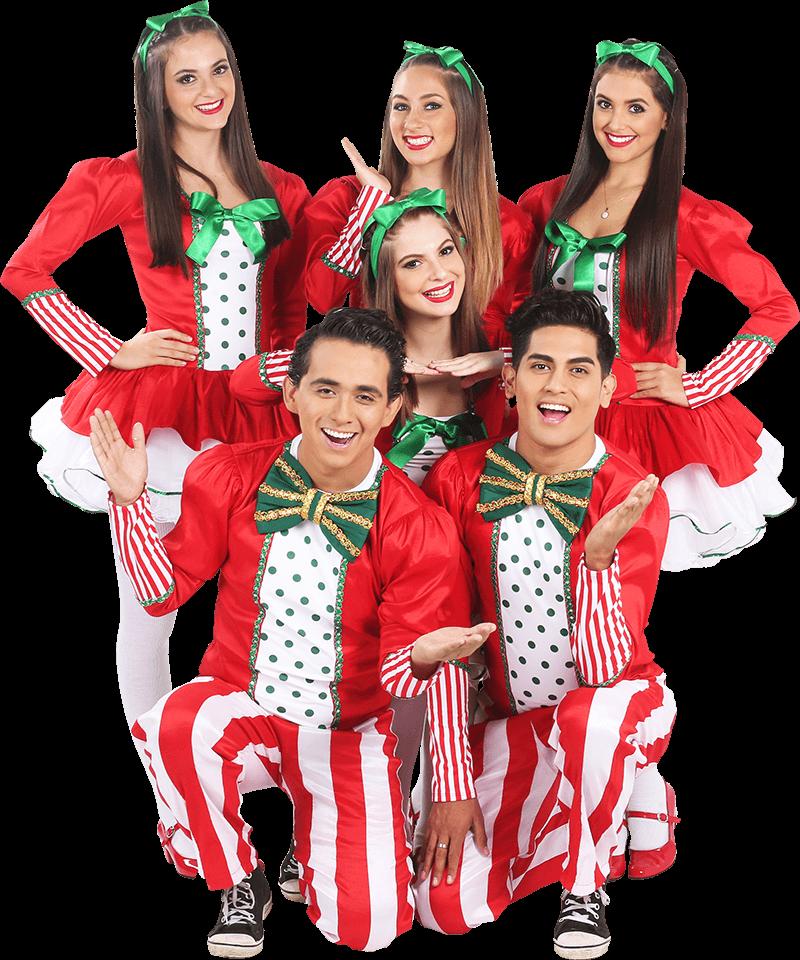 Show de navidad para eventos en Lima