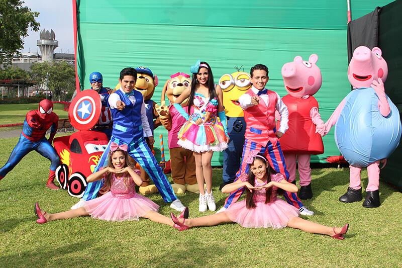 Shows para niños y fiestas infantiles
