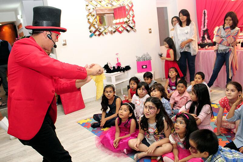 show de magia para graduaciones infantiles