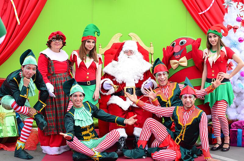 Show de navidad para niños