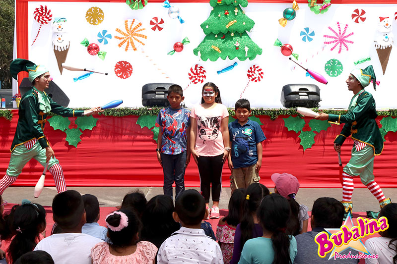 shows infantiles navideños