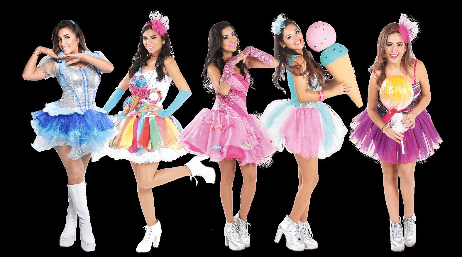 animadoras para shows y fiestas infantiles